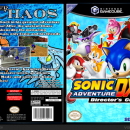 Sonic Adventure DX Box Art Cover