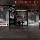Resident Evil 2- Mega Pak Box Art Cover