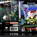 Luigi's Mansion: NBC Box Art Cover