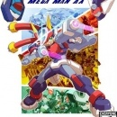 Mega Man AX Box Art Cover