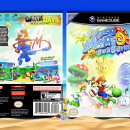 Super Mario Sunshine Box Art Cover