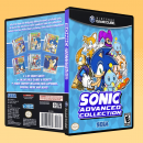 Sonic Advanced Collection Box Art Cover