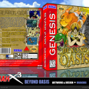 Beyond Oasis Box Art Cover