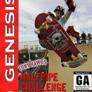 Tony Hawk's Halfpipe Challenge Box Art Cover