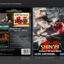 Shinobi III: Return of the Ninja Master Box Art Cover