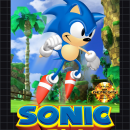 Sonic 3D Blast Box Art Cover
