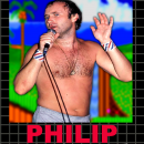 Philip The Drummer Box Art Cover