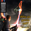 EGM Magazine (Ghostbusters The Video Game) Box Art Cover