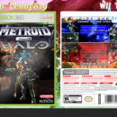 Metroid vs. Halo Box Art Cover
