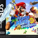 Super Mario Sunshine 3DS Box Art Cover