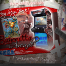 Bayonetta Arcade Box Art Cover