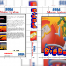 Dig Dug Box Art Cover
