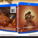 Beauty and the Beast Blu-ray Box Art Cover