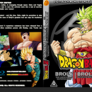 Dragon Ball Z: Broly Triple Feature [Blu-Ray] Box Art Cover