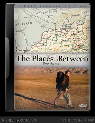 The Places in Between box cover