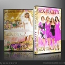 Sex and the City movies 1 & 2 Box Art Cover