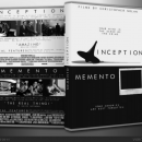 Inception / Memento (Double Pack) DVD Box Art Cover