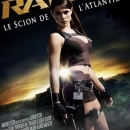 Tomb Raider : Le Scion de l'Atlantide Box Art Cover