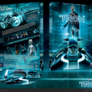 Tron: Legacy Box Art Cover