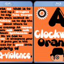 A Clockwork Orange Box Art Cover