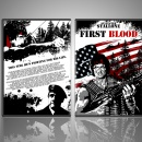 Rambo First Blood Box Art Cover