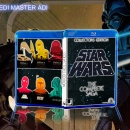 Star Wars Blu Ray Collectors Edition Box Art Cover