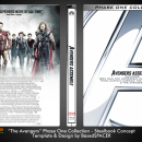 Avengers Assemble - Phase One Collection Box Art Cover
