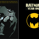 Batman: Year One Box Art Cover
