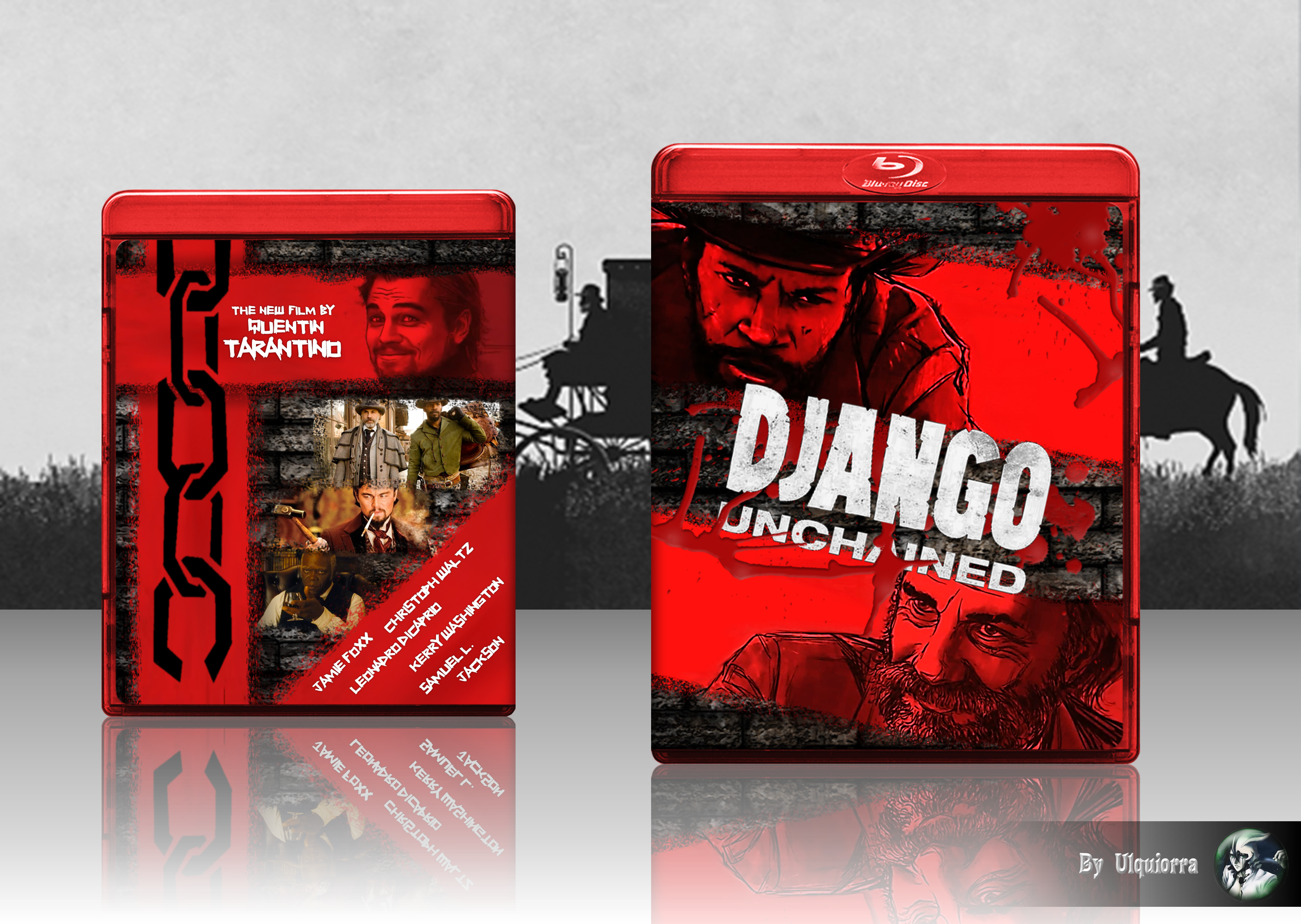 Django Unchained box cover
