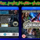 Avengers Assemble Box Art Cover