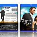 Quantum of Solace Box Art Cover