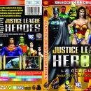 Justice League Heroes Box Art Cover