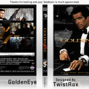 007: GoldenEye Box Art Cover