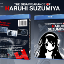 The Disappearance of Haruhi Suzumiya Box Art Cover