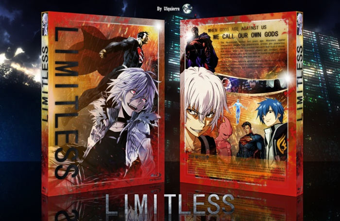 Limitless box art cover