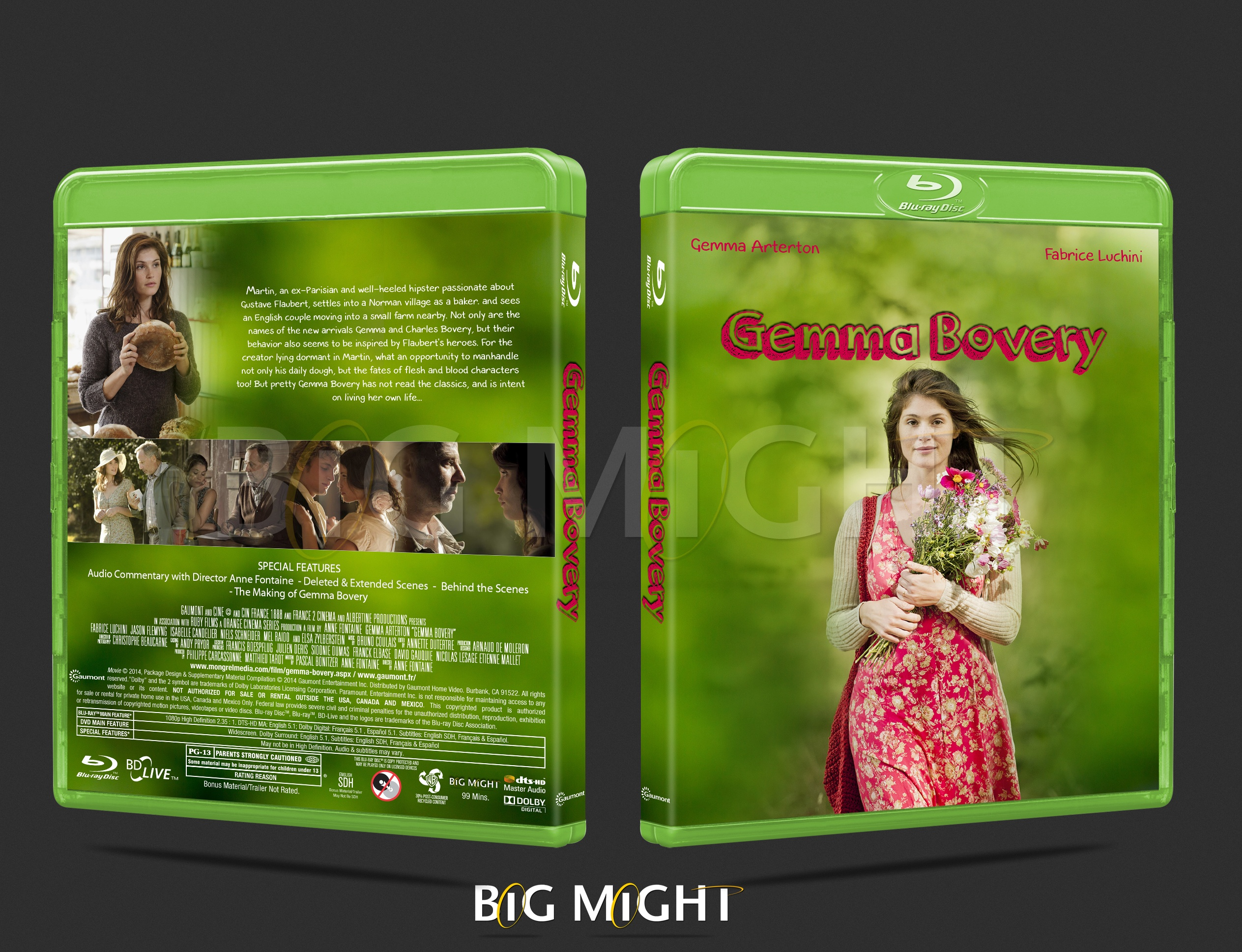 Gemma Bovery box cover