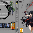 Akame GA kill Box Art Cover