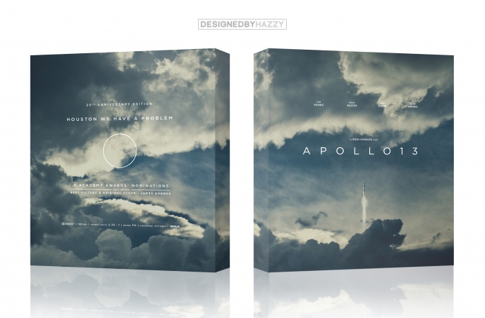 Apollo 13 box art cover