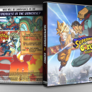 Superman VS. Goku Box Art Cover