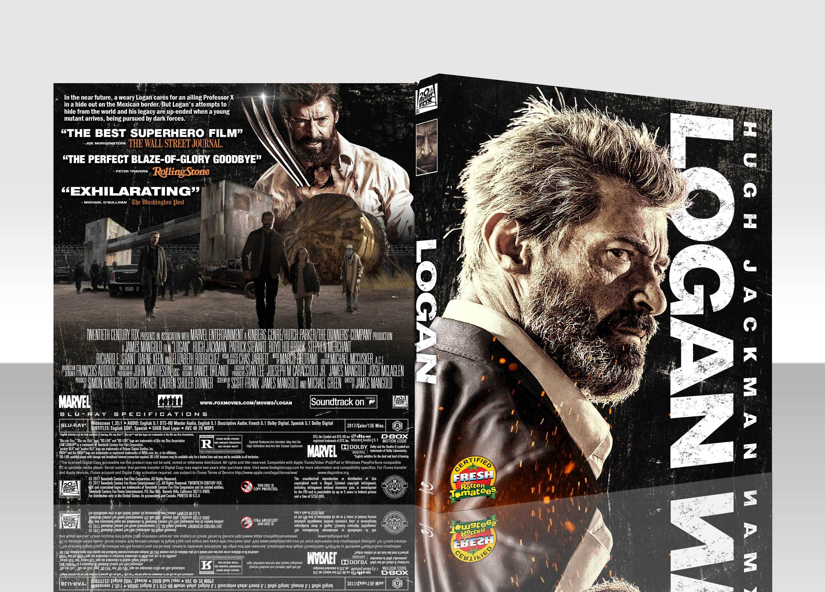 Logan box cover