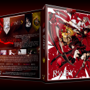 RWBY Box Art Cover