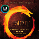 The Hobbit Trilogy 4K HFR Box Art Cover
