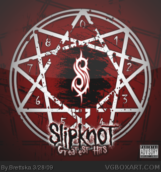 Slipknot Greatest Hits box art cover
