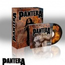 The best of pantera Box Art Cover