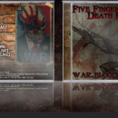 Five Finger Death Punch: War-Blooded Box Art Cover