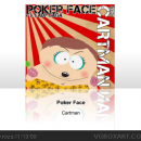 Eric Cartman: Poker Face (Ft. Lady Gaga) Box Art Cover