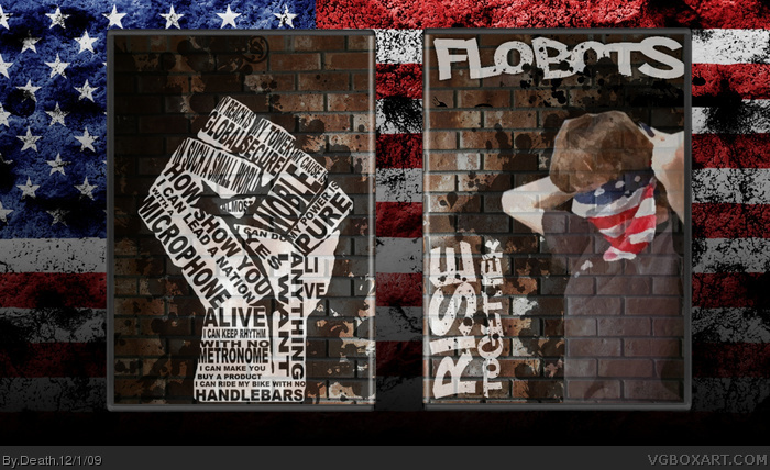 Flobots: Rise Together box art cover