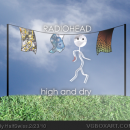 Radiohead: High and Dry Box Art Cover