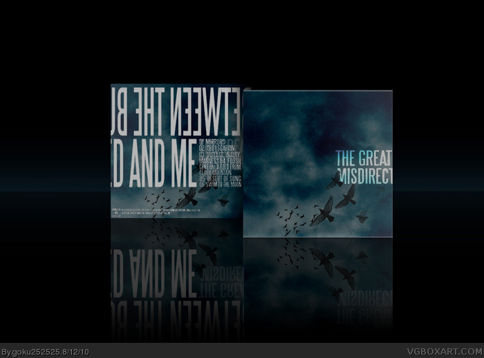 Between The Buried And Me: The Great Misdirect box art cover