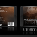 Nine Inch Nails - Live at Woodstock 94' Box Art Cover
